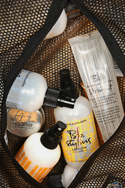 Bumble and bumble hair care products